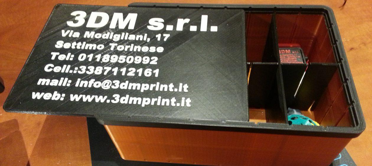 3DM Print tutto sulla Stampa 3D